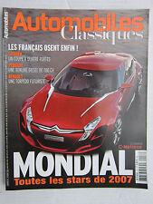 AUTOMOBILES CLASSIQUES  N° 157 LEXUS LS 600h/PORSCHE 917 K/RENAULT 40 CV JV 1922