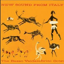 BASSO VALDAMBRINI OCTET New sound from Italy LP jazz