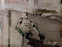 Star Wars Clone Wars 41st Elite trooper with rocket