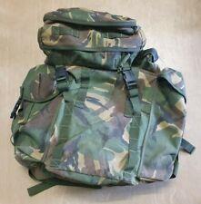 British Army Issue DPM Woodland Camo 30 Litre IRR Patrol Pack Bergen Rucksack