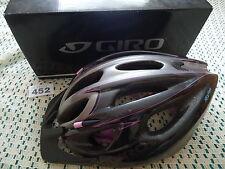 Giro Black / Pink Skyline Road Cycle Helmet G092X Adult 54-61cm Cycling