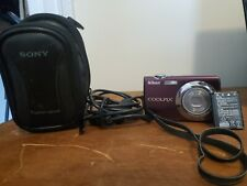 Nikon COOLPIX S220 10.0MP Digital Camera w/ Some Accessories, No Charger