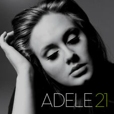 "Adele : 21 VINYL 12"" Album (2011) ***NEW*** Incredible Value and Free Shipping!"