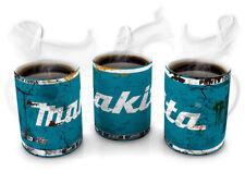 MAKITA V1 TOOL Vintage Retro Cool 10 oz Coffee Tea Mug Gift -Garage Mechanic DIY