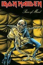 Iron Maiden - Premium Textile Poster Flag (Piece Of Mind)