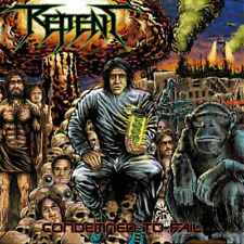 REPENT - Condemned to Fail CD, NEU