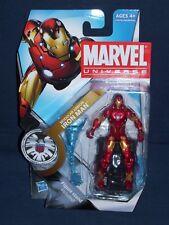 Marvel Universe Modular Iron Man 3 3/4 Action Figure #4 Series 3 NIB Hasbro
