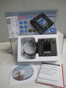 Fischertechnik 522429 Roboter ROBOTICS TXT Controller m.OVP WZ1698