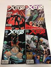 Xero #1 #2 #3 #4 #5 #6 #7 #8 #9 #10 #11 #12 The Closer Christopher Priest DC set