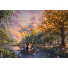 Pocahontas Schmidt Disney Thomas Kinkade Puzzle 1000 59688