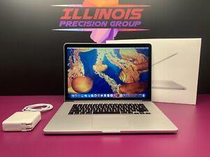 Apple MacBook Pro 15 Retina   3.3GHz Core i7 TURBO   1TB SSD   OS-2019