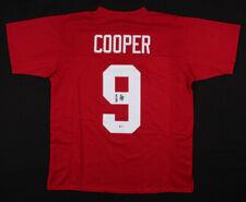 Amari Cooper Signed Alabama Crimson Tide Jersey (Beckett) Cowboys Wide Receiver