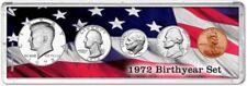 Birth Year Coin Gift Set, 1972