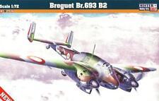 BREGUET Br 693 AB2 (FRANCE, ITALIE, VICHY & ALLEMAGNE DECO.) 1/72 MISTERCRAFT