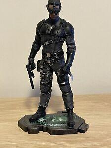 Tom Clancy's Splinter Cell Blacklist Sam Fisher Figure Statue No Box