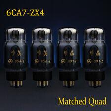 New 4pcs Shuguang Treasure 6CA7-Z(EL34B) Vacuum Tubes Matched Quad New Version