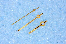 Goldtone set of hands fits Omega 1010 & 1020 movements