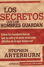Los Secretos Que Los Hombres Guardan Spanish Edition