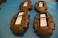 1965-1982 Corvette Brake Calipers NEW Full Set Front & Rear SS Sleeved Lip Seal
