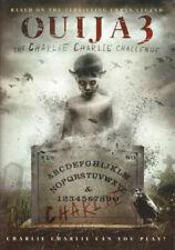 Ouija 3: The Charlie Charlie Challenge (DVD, 2017)