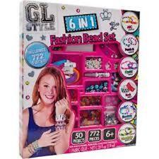 Go Girl 6 in 1 Fashion Bead Set