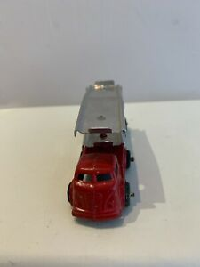 Barclay 4 Car Trailer, Transport Set, Aluminum Platforms