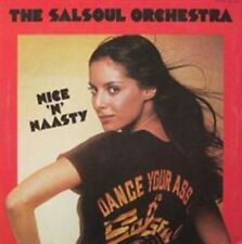 Nice 'n' Naasty (Expanded Edition), Salsoul Orchestra CD   5013929053434   New