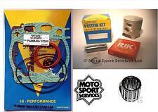 Yamaha YZ 250 02-17 Mitaka Top End Rebuild Kit Piston C Gasket Bearing