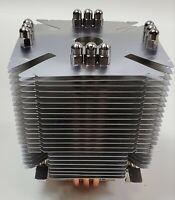"""Heat Sink 152 mm (6"""") Height 108mm (4.25"""") Width with Chip Set Cooler Zalman"""