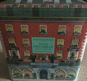 FORTNUM & MASON BISCUIT SELECTION