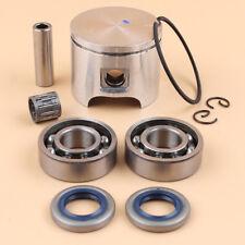 Piston Kit Crank Bearing Seal For Jonsered 2054 2055 Chainsaw 46mm 503 60 81 71