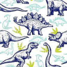 4 x Single Paper Table Napkins/Decoupage/Scrapbooking/Dinosaurs