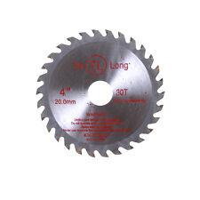 Wood Cutting Saw Blade 110 Angle Grinder Circular Drill Saw Blade Power Tool UK