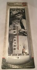 "Fearless Fife Thermometer 17"" By Classic Thermometers Fife Security Agency"