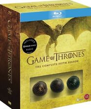 Game of Thrones GOT 5 Fifth Collector Rare Limited Special with 3 Dragon Eggs