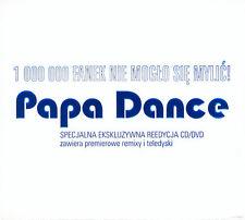 = PAPA DANCE - 1000000 FANEK NIE MOGLO... reedycja ekskluzywna CD/DVD/sealed
