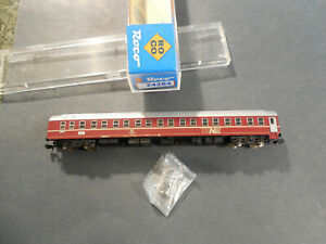 N-Scale Model Train -Roco Sleeper Car #24264