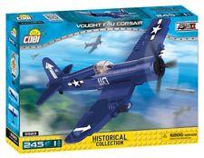 COBI Vought F4U Corsair Plane SET# 5523 (245 Pcs.) US SELLER, USAF, WWII, NAVY