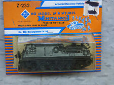 (NEW) Roco Minitanks / Herpa Modern US M-88 Armored Recovery Vehicle Lot 1165