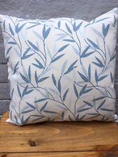 """Laura Ashley Willow Leaf Seaspray Design 16"""" x 16"""" Cushion Cover"""