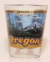 OREGON STATE WRAPAROUND SHOT GLASS SHOTGLASS