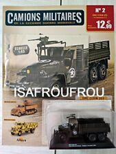 TEST N°2 ALTAYA CAMIONS MILITAIRES GMC CCKW 353 1/43 NEUF COMPLET Miniature