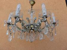 Kronleuchter Deckenlampe Lampe Kristall Strass Hängelampe Designer Lüster Led ~ Kronleuchter ab günstig kaufen ebay
