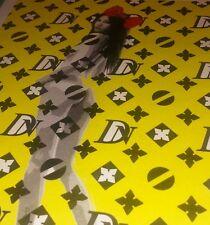 DEATH NYC ltd ed signed original art print DN fashion diva nude model banksy COA