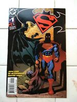 SUPERMAN BATMAN 1 3RD PRINT DC COMICS 2003 BY LOEB  MODERN HI-GRADE RARE+