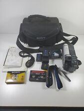 Sony CCD-TRV138 NTSC Hi8 Handycam Camcorder - 20x Optical Zoom - Video Transfer