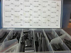 315pc G INDUSTRIAL TOOL BLACK ROLL PIN ASSORTMENT SET 30 DIFFERENT SIZES RPA-315