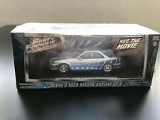 Fast and Furious diecast Models Brian's Nissan Skyline GT-R (R34)