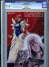 Dawn Lucipher's Halo Issue #2 Joseph Michael Linsner CGC 9.4 1995