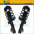 Front For 1995-2002 Lincoln Continental Complete Struts / Shocks Assembly Kits